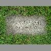 Poage Stone tombstone in Glenwood Cemetery, Bristol, TN