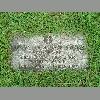 James Armitage Stone gravestone, Glenwood Cemetery, Bristol,