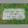Frederick Ernst Reuning gravestone Glenwood Cem, Bristol, TN